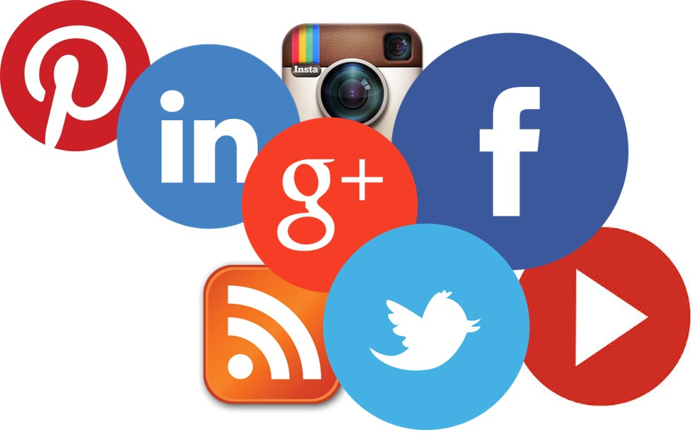 Common social media platforms for business in 2018